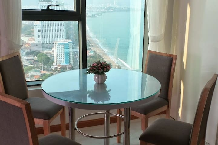 Charming 2-bedrooms close to beach - tp. Nha Trang - Appartement