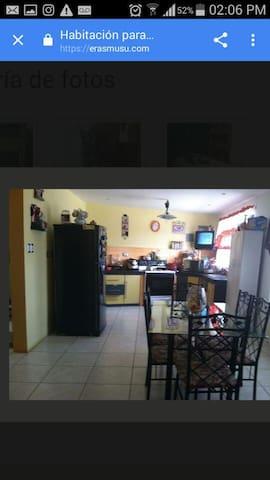 Se alquila habitación en Costa rica - La Trinidad - Casa