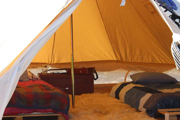 Glamping Tent #5 near Grand Canyon - Williams - Tenda de campanya