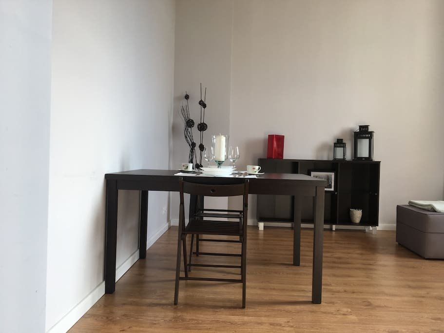 Living/dining room