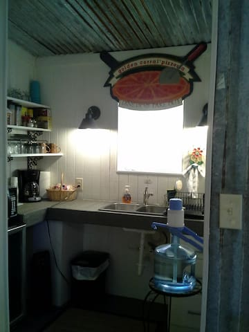 Rio Room Kitchen Nook