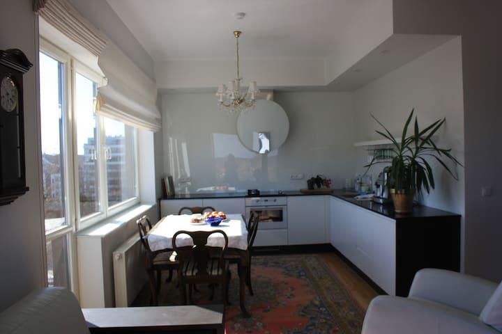 Cosy apartment with sea view in Pirita