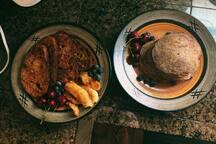Enjoy delicious, vegan cooking