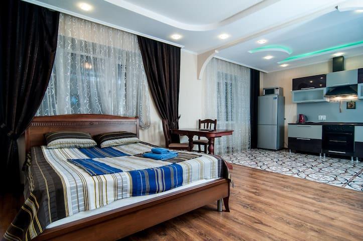Апартаменты люкс на Ленина - Syktyvkar - Pis