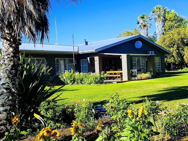 Karoo farmstay Britstown