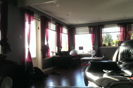 Fantastic House by the Sea, 18 mins from Bergen - Fjell - House