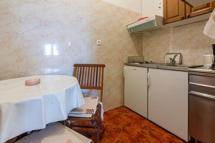 Studio Apartment, seaside in Dramalj (Crikvenica), Terrace