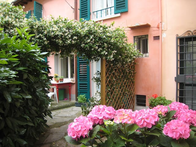 The house of roses in Fiesole - Fiesole - House