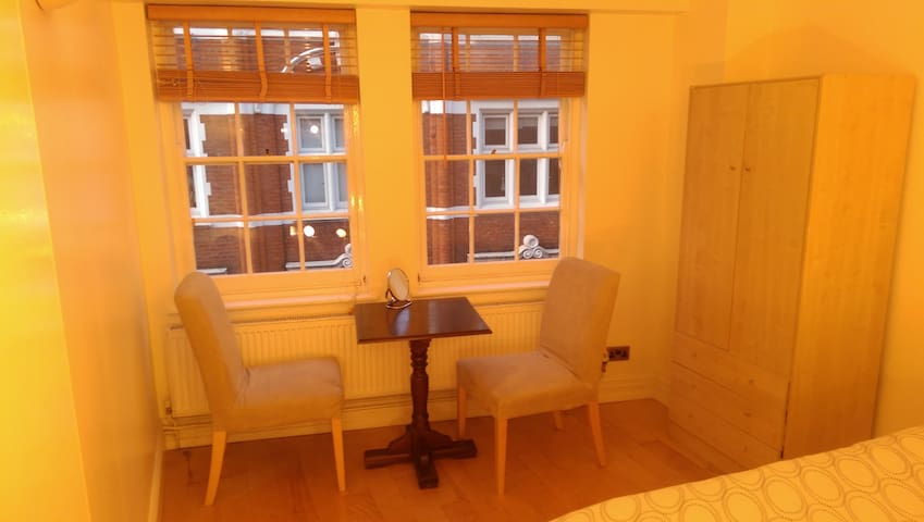 Covent Garden Penthouse Double Room - London - Wohnung
