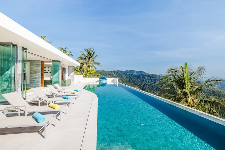 Villa Splash at Lime Samui