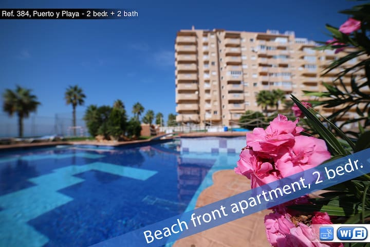 Cozy 2-bedroom apartment by Mar Menor ref.384