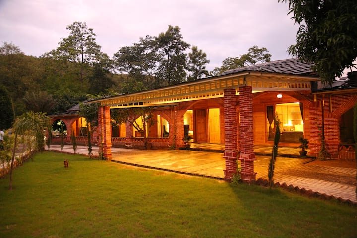 The Sylvan Retreat Dehradun - Riverside Estate