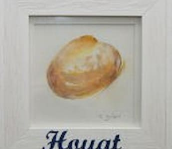 Chambre d'hôtes Houat - Larmor Plage - ที่พักพร้อมอาหารเช้า