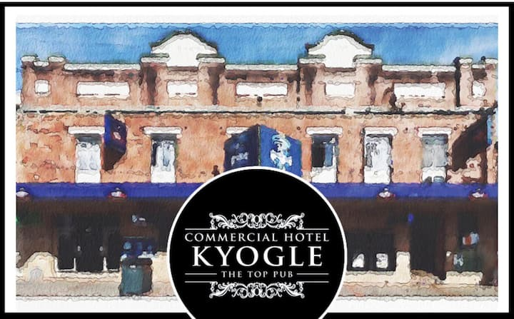 Commercial Hotel Kyogle