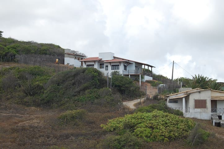 House with a beautiful view in Pipa - Tibau do Sul - Haus