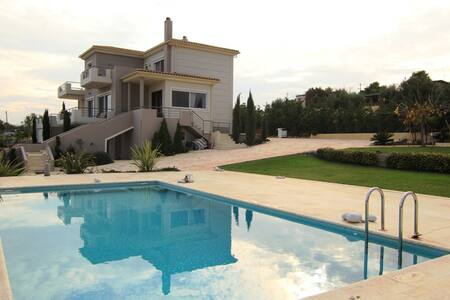 Luxury villa near Athens City  - Artemida