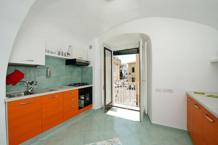 "AMALFI ""Casa Rossana"" AMALFI CENTRE"