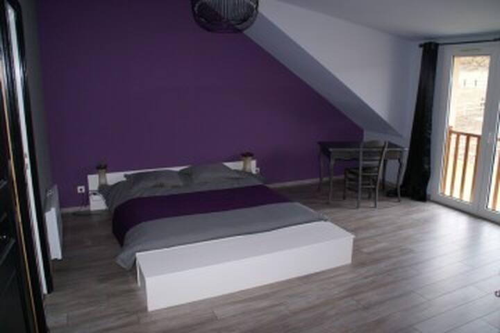 Chambre pour 2-Bienvenue chez vous - Neffes, France  - House