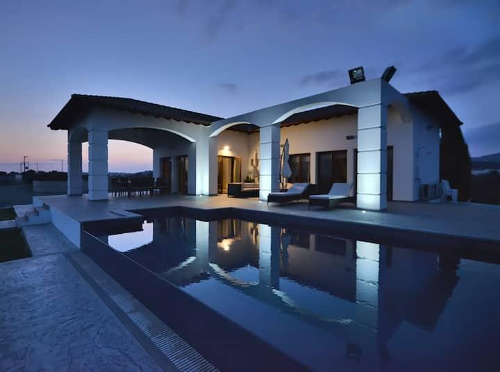 3 Bedroom Villa in 4000sm plot