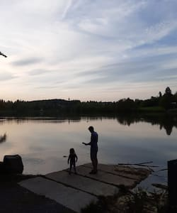 Rodinna dovolena v prirode