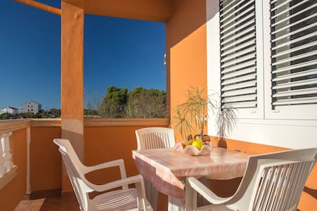 Rab, nice  holiday apartment , 60m2 - Rab
