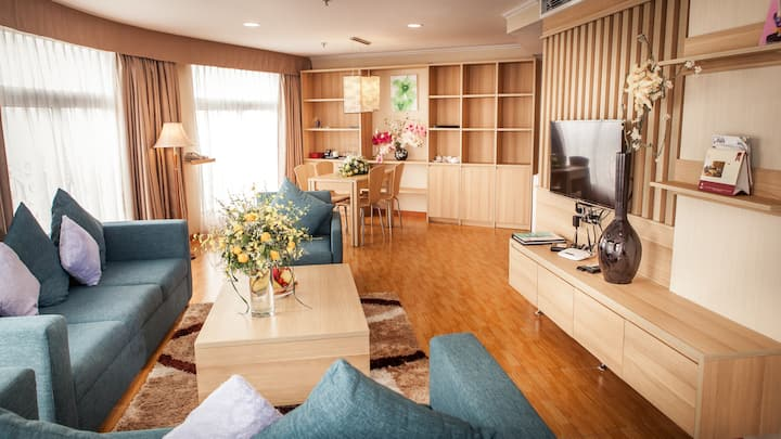 SUPER HOTEL Candle - 2 Bed rooms Apartment