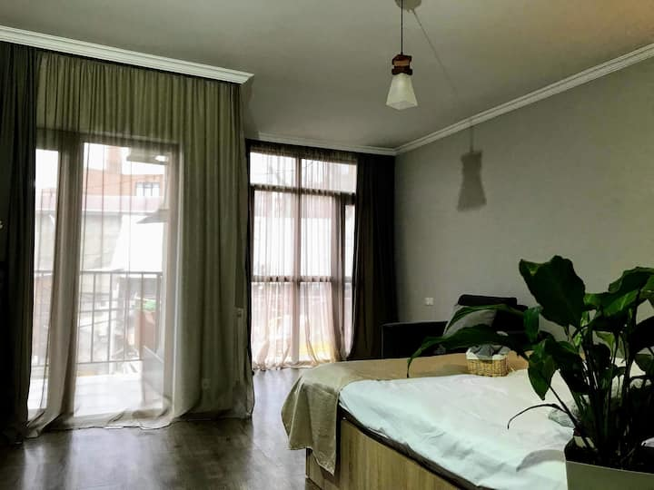 SoLo Room with Terrace - In Old Tbilisi