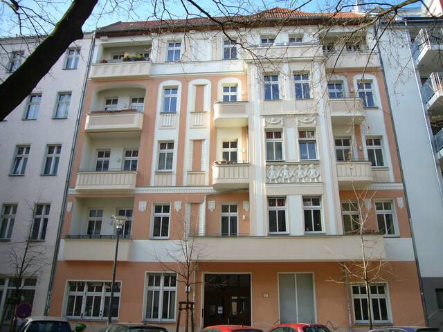 2 Zimmer Wohnung über Weihnachten / Silvester - Berlin - Apartment