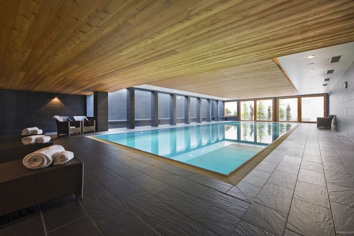 Luxury apartment with Pool and SPA