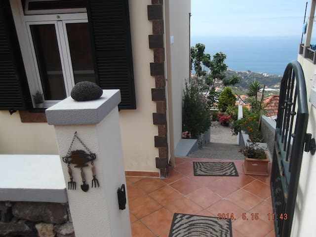 Casa Albatros, bietet Erholung pur - Ponta Do Sol - อพาร์ทเมนท์