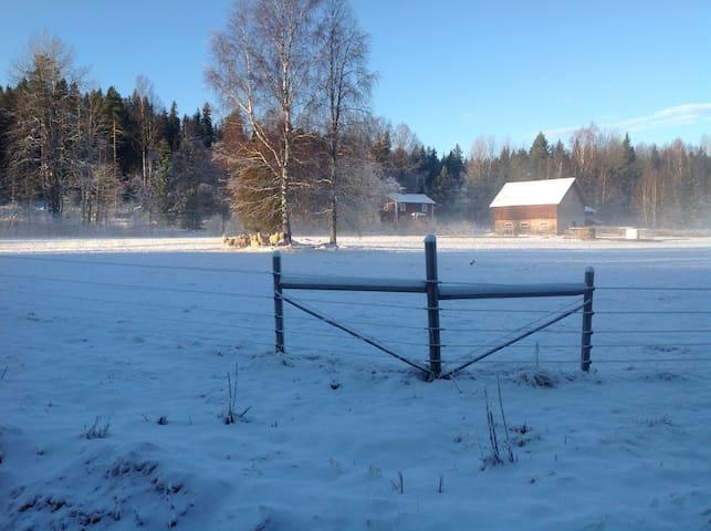 A small authentic farmhouse. - Hällefors