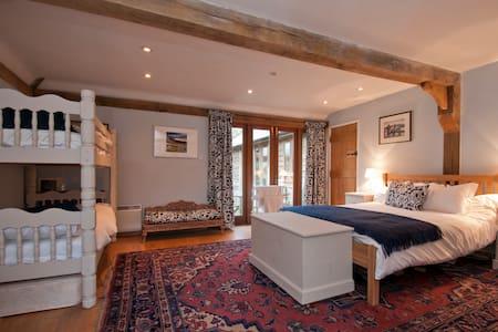 The Oak Barn, Danehill - Haywards Heath - Sommerhus/hytte
