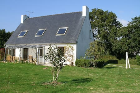 Large House Perros Guirec - Saint-Quay-Perros - Дом