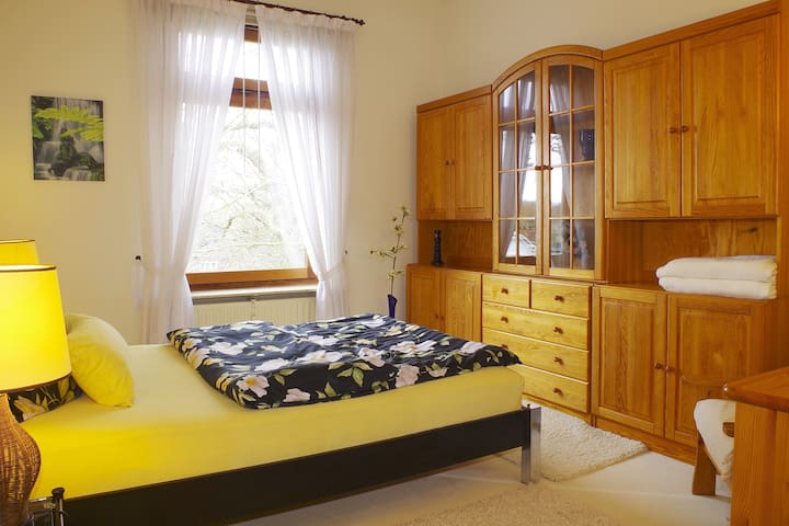 Cosy accommodation, 15mins from downtown.