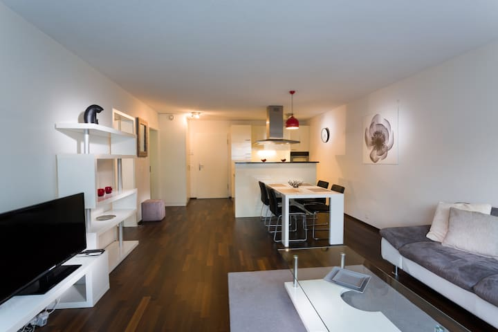 Lovely 1 bed in Morges, near the lake (B12) - Morges