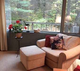 Lovely apt in mountains of Maine - Bethel