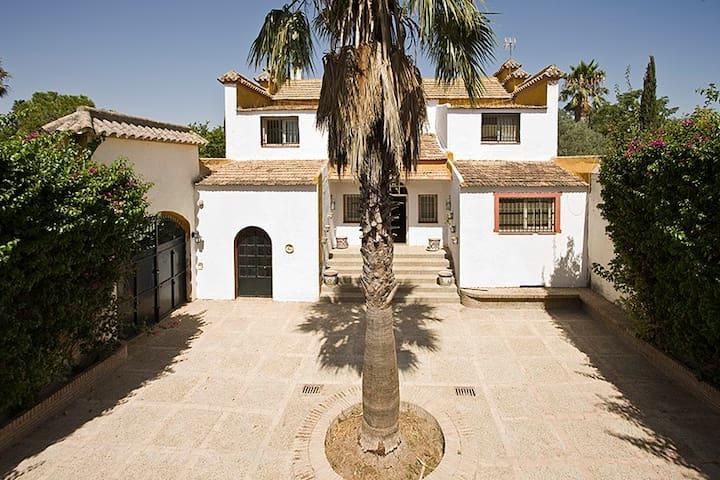 HACIENDA SANTA MARTA - Alcalá de Guadaíra - Gjestehus