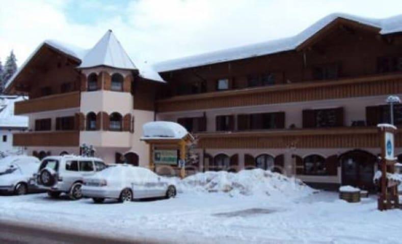 Appartamento in montagna Südtirol - Nova Levante - Apartment