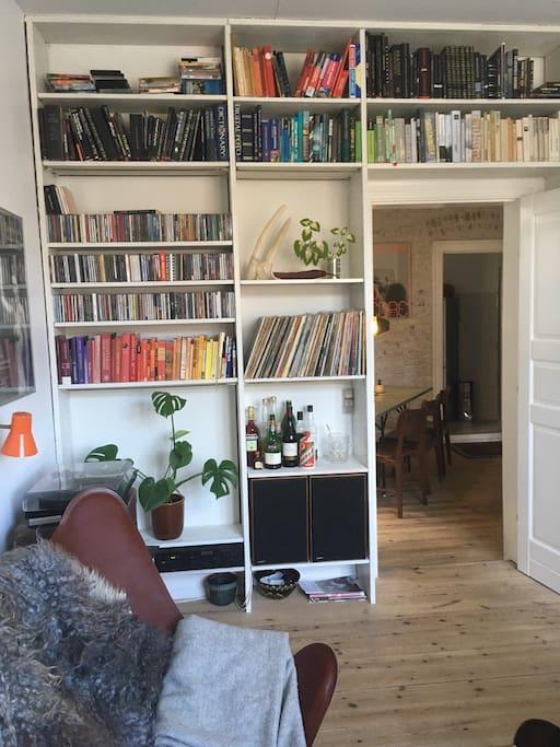 Stuen/Livingroom
