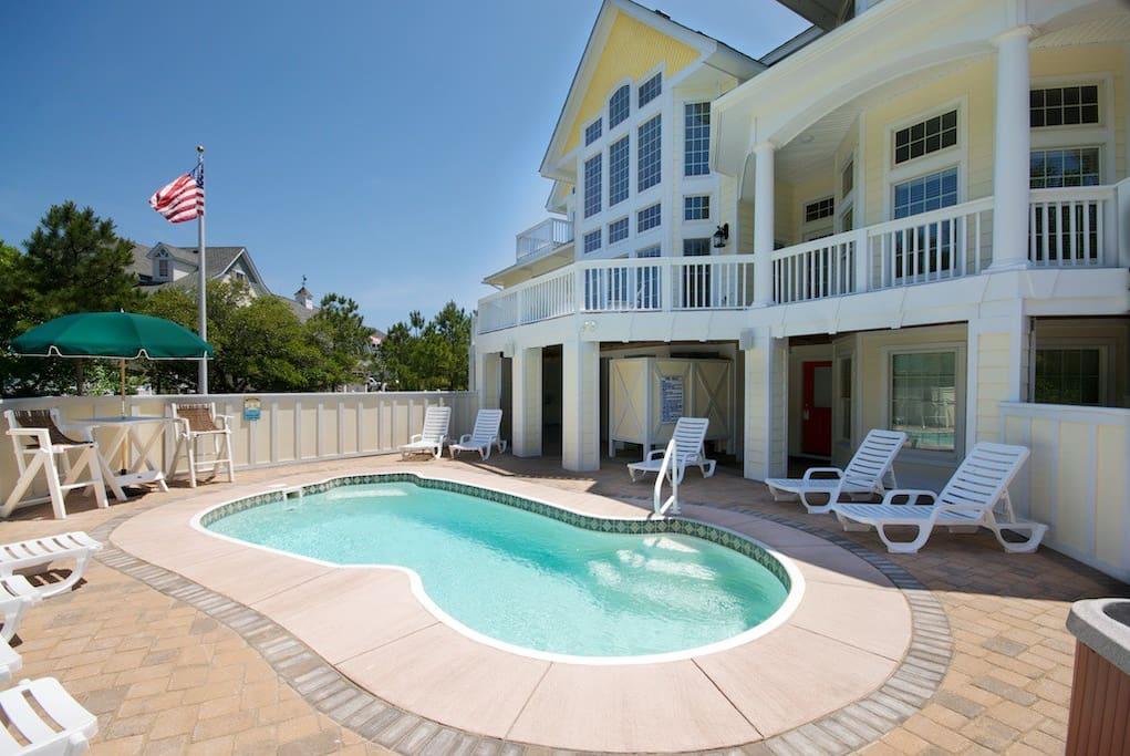 CC021: Casa Nuestra l Private Pool