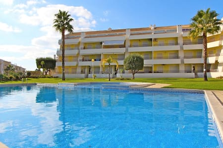 Falésia Marina 25, 3Bed 3Bath, air con, pool view - Vilamoura - 公寓