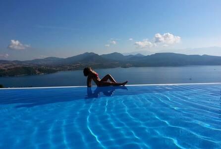 VISIT THE REAL PARADISE !!!  THEARESORT-LEFKADA.GR - Katouna / Lefkada / 31100