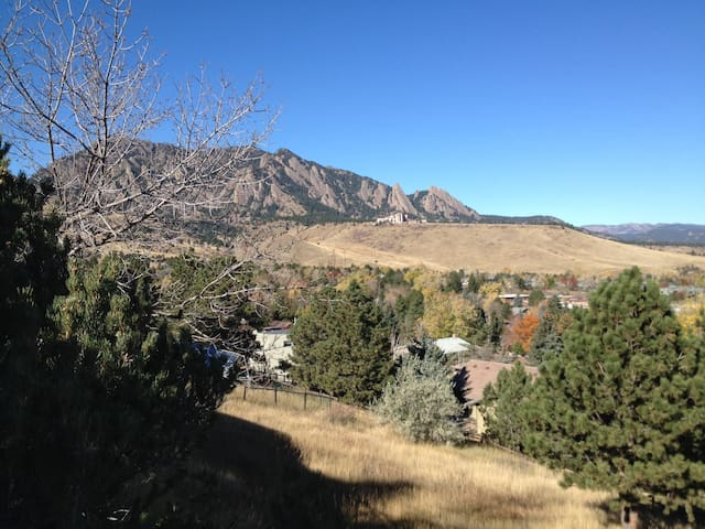Amazing Shanahan Ridge sublease! - Boulder - House