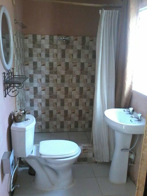 Shower Type bath