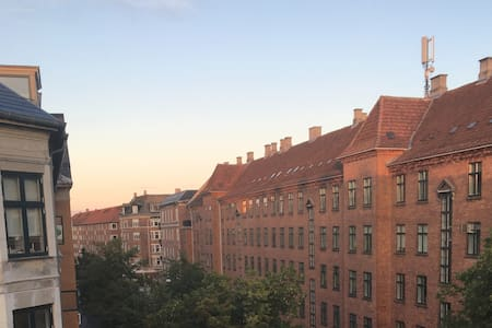 The Copenhagen View - Kopenhagen - Appartement