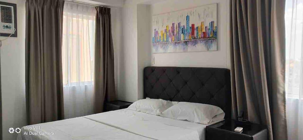 2 Bedroom Condominium Across Ayala Capitol Central