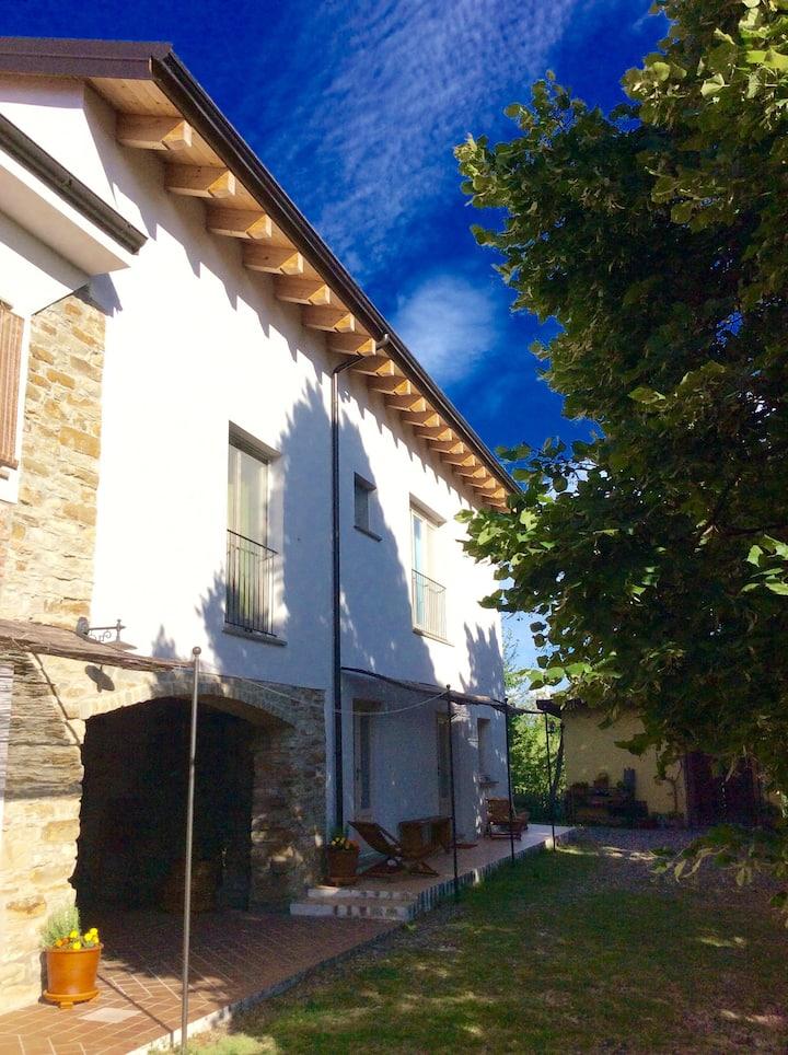 Our Cascina in Monferrato