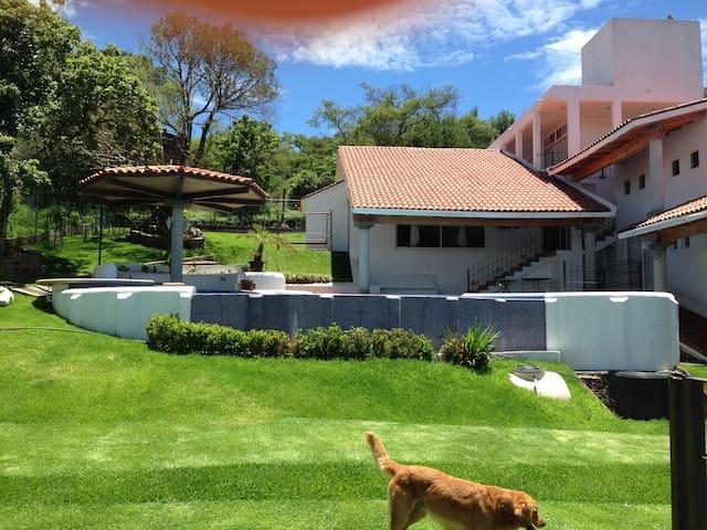 Casa Shanna con una vista inolvidable    -AISLADA-