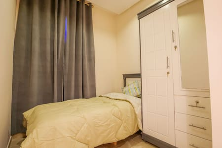 Cosy Studio Apartment - Kuwait City - Daire