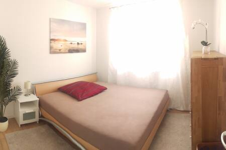 Cosy, new flat near airport